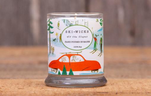 Seawicks Candle Company - Ski Wicks - Hit the Slopes