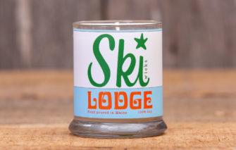 Seawicks Candle Company - Ski Wicks - Ski Lodge
