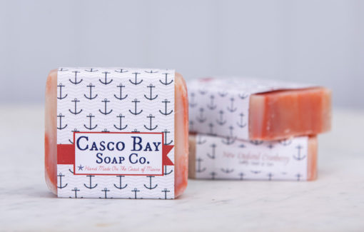 Casco Bay Soap Co. - New England Cranberry