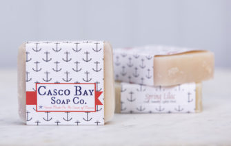 Casco Bay Soap Co. - Spring Lilac