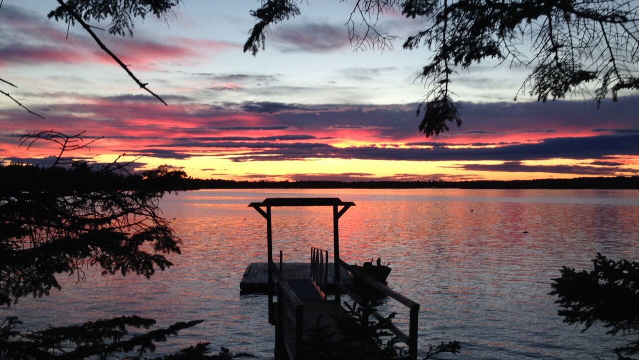 Retreat Sunset