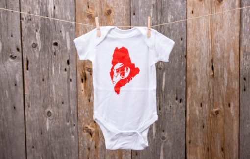 Stacey Kane Design - Onsie - Maine Lobster - 18 Months