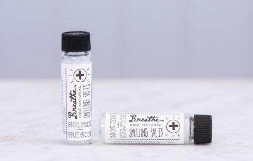Holmes and Hudson - Smelling Salts - Breathe