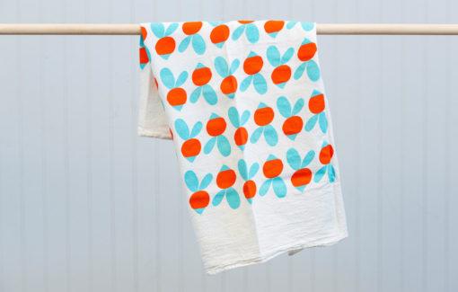 Trosko Design - Tea Towel - Radishes