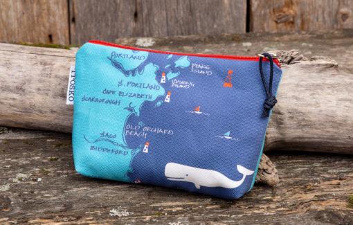 Trosko Design - Zippy Bag - Casco Bay