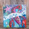 Caroline Clare Davis - Acrylic Painting - Lobster