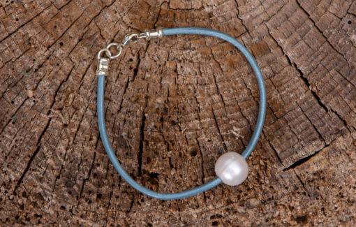 LESL Ware - Bracelet - Single Pearl - Wave