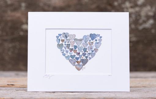 Love Rocks Me - Print - Heart of Hearts