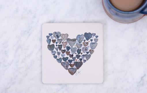Love Rocks Me - Coaster - Heart of Hearts