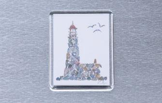 Love Rocks Me - Magnet - Lighthouse