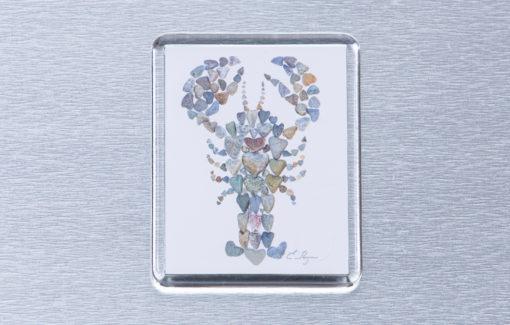 Love Rocks Me - Magnet - Lobster