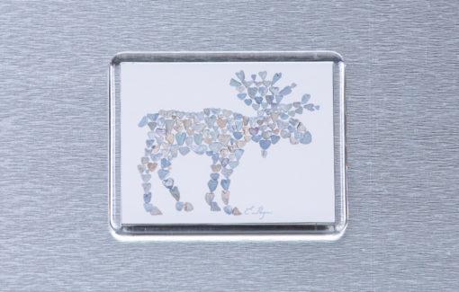 Love Rocks Me - Magnet - Moose