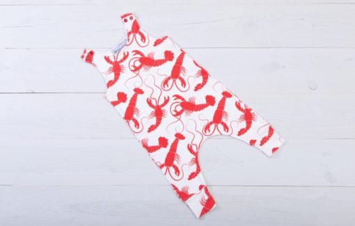 Baloo Baleerie - Romper - Red Lobster