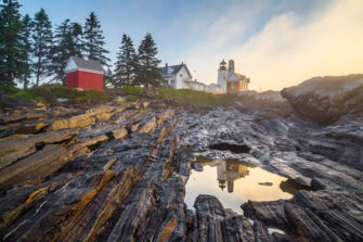 Pemaquid Reflection