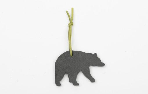 A&E Stoneworks - Slate Ornament - Bear