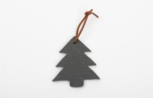 A&E Stoneworks - Slate Ornament - Pine Tree