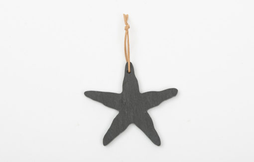 A&E Stoneworks - Slate Ornament - Starfish