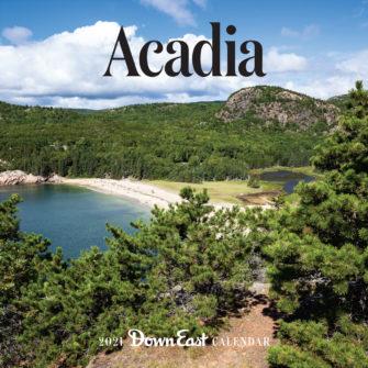 2021 Acadia Wall Calendar