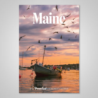 2021 Maine Engagement Calendar