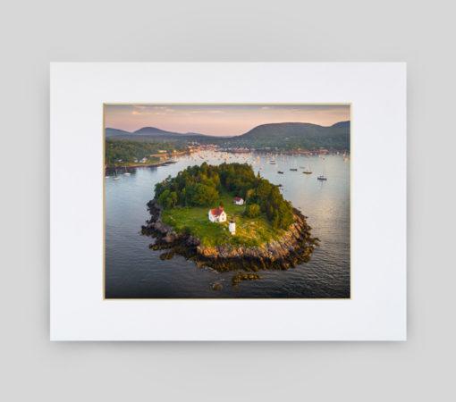 Curtis Island Print by Ben Williamson