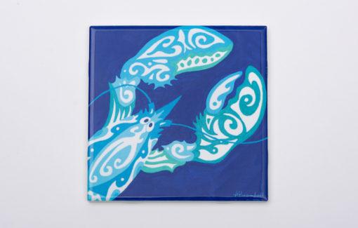 Festive Fish - Trivet - Maori Lobster