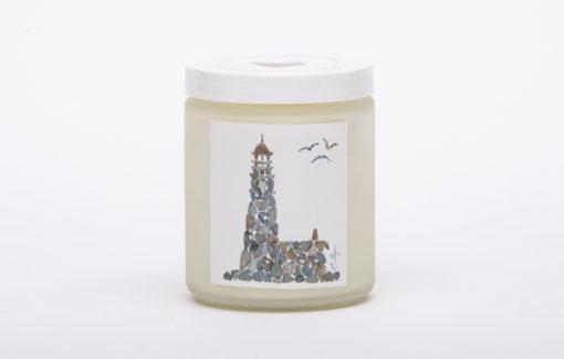 Love Rocks Me - Candle - Lighthouse