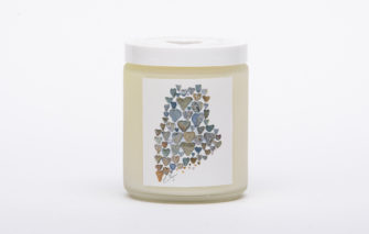 Love Rocks Me - Candle - Maine