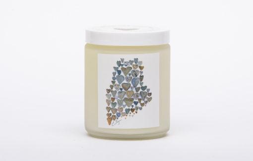 Love Rocks Me - Candle - Maine