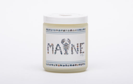 Love Rocks Me - Candle - Maine with Lobster