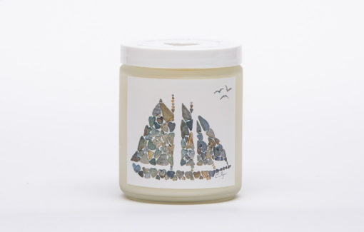 Love Rocks Me - Candle - Schooner
