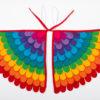 Tree + Vine - Rainbow Wings