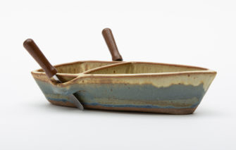 Ash Cove Pottery - Double Dip Dinghy