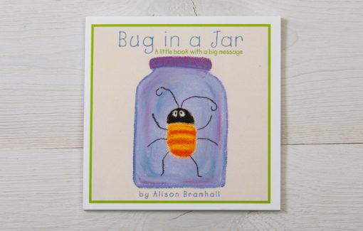 Festive Fish - Bug in a Jar by Alison Bramhall