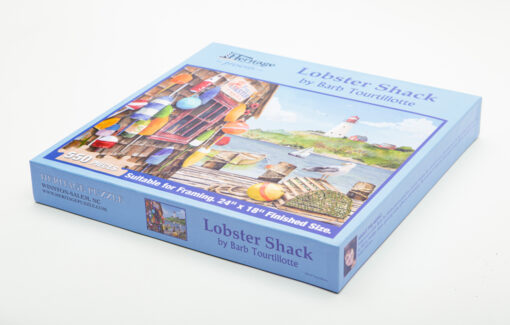 Heritage Puzzle - Lobster Shack Puzzle