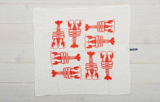 Trosko - Tea Towel - Lobster