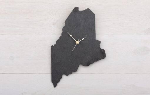 A&E Stoneworks - Maine Clock - Slate