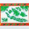 Festive Fish - Placemat - Twenty Five Islands of Christmas