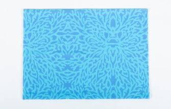 Festive Fish - Salt Band - Blue Coral