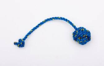 Friendship Lobster Treats - Floating Roap Fetch Toy - Blue