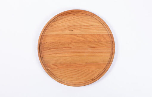 La Maree Art - Serving Board - Cherry - Round