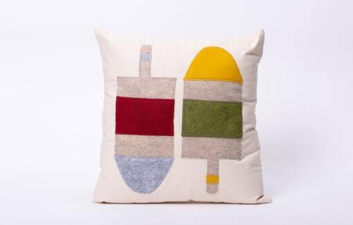Maine Island Designs - Pillow - Buoys