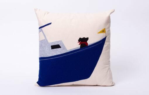 Maine Island Designs - Pillow - Lobster Lab