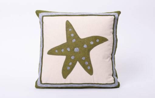 Maine Island Designs - Starfish Pillow