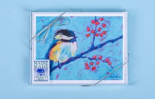 Betsy McLellen - Note Card Set - Bird Variety