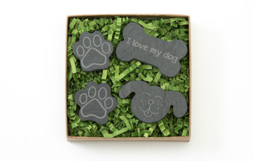 A&E Stoneworks - Magnet Set - Dog