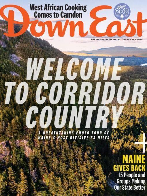 Down East Magazine November 2020