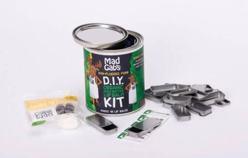 Mad Gabs - DIY Lip Balm Kit