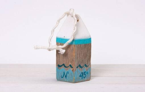 Salty Girl - Driftwood Buoy