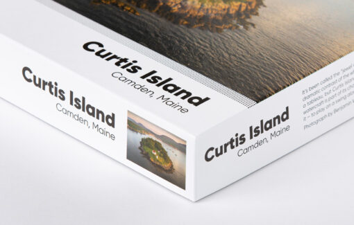 Down East - Curtis Island Puzzle