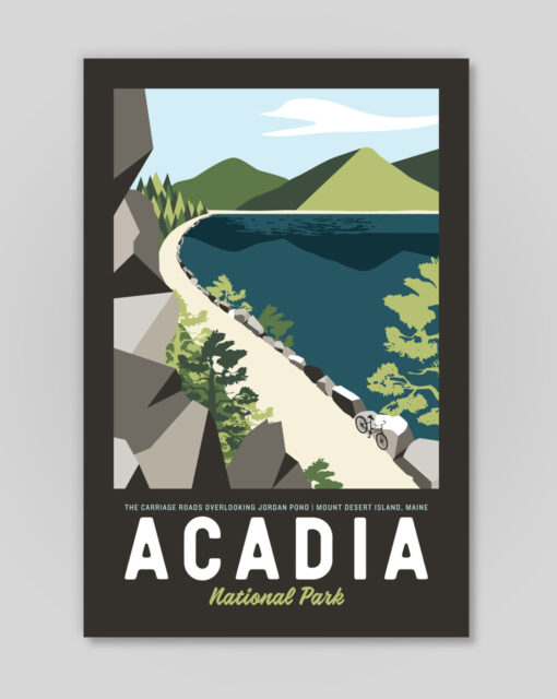Sperry General Store - Poster - Acadia